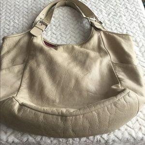 Garnet Hill leather purse